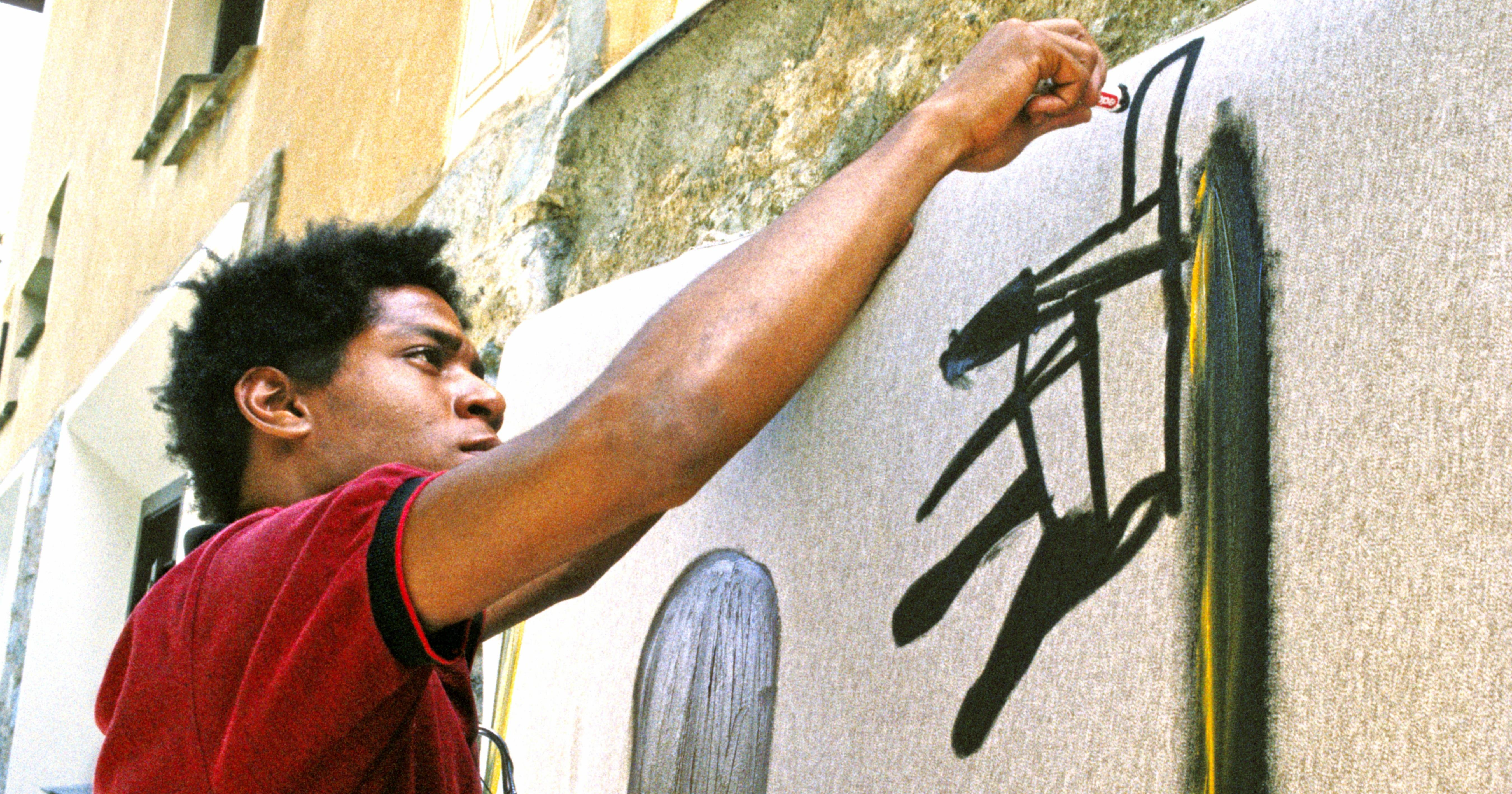 Jean Michel Basquiat On How To Be An Artist Artsy