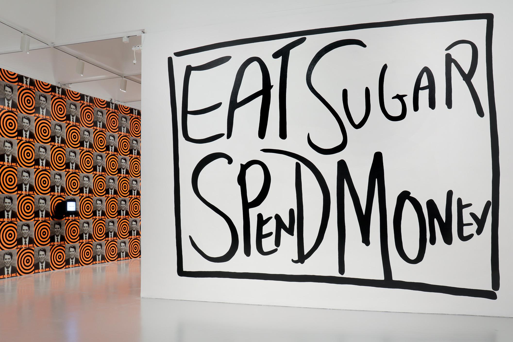 How The Glitz And Excess Of 1980s Shaped Contemporary Art