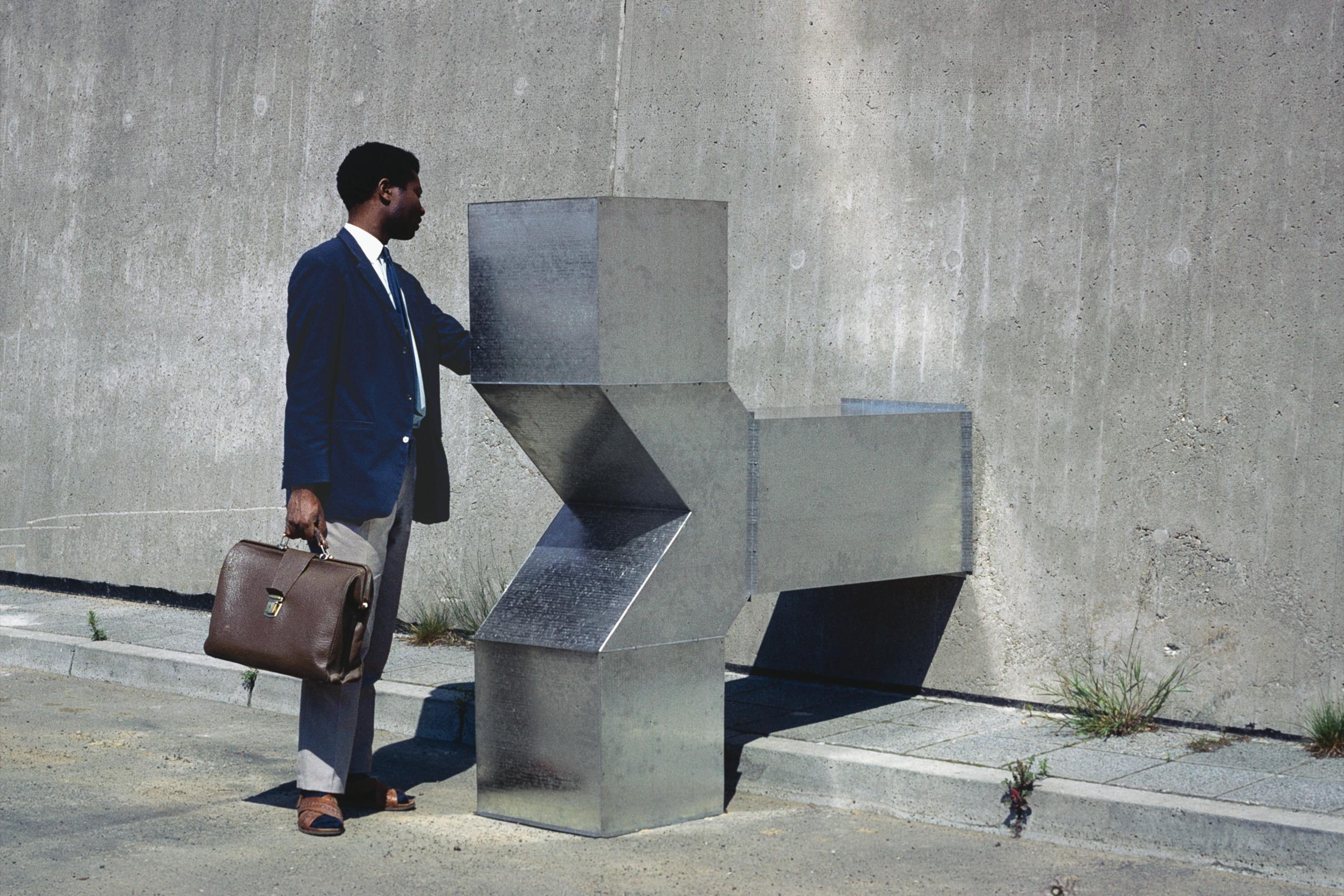 Charlotte Posenenske Made Radically Accessible Minimalist Sculpture