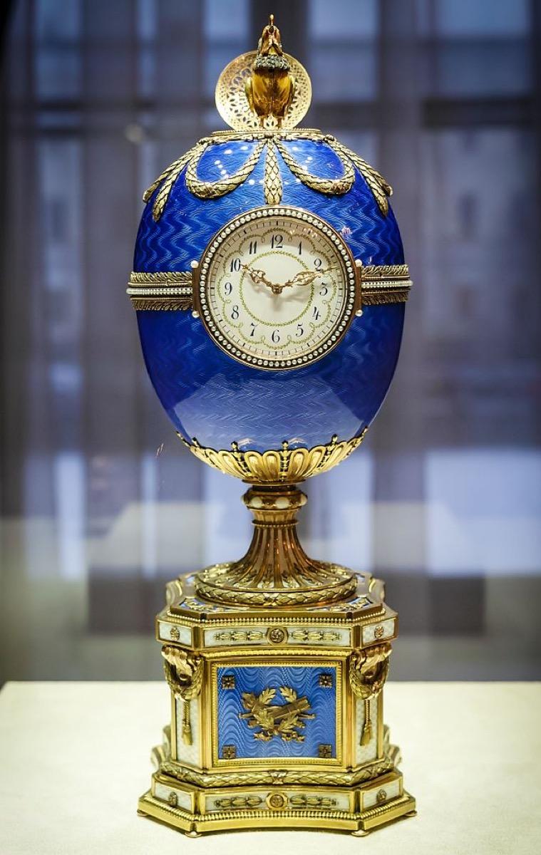 A Brief History of the Fabergé Egg - Artsy