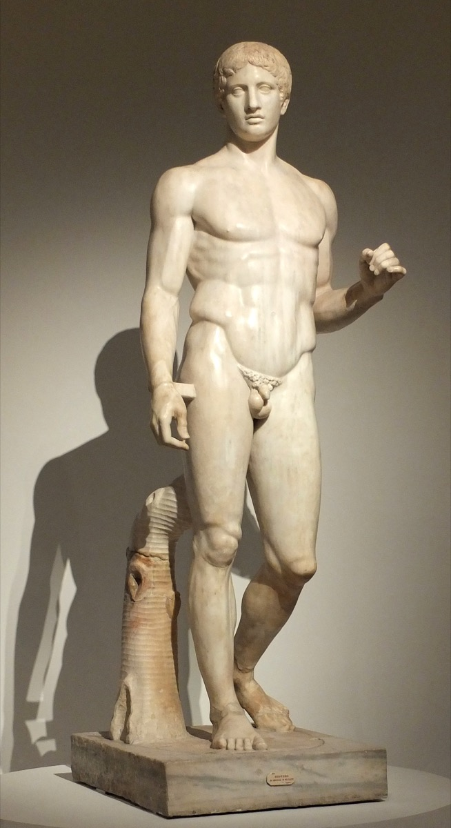 How Art Has Depicted The Ideal Male Body Throughout History Artsy