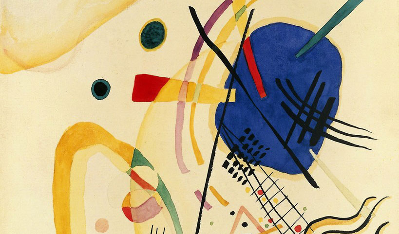 How to Be an Artist, According to Kandinsky