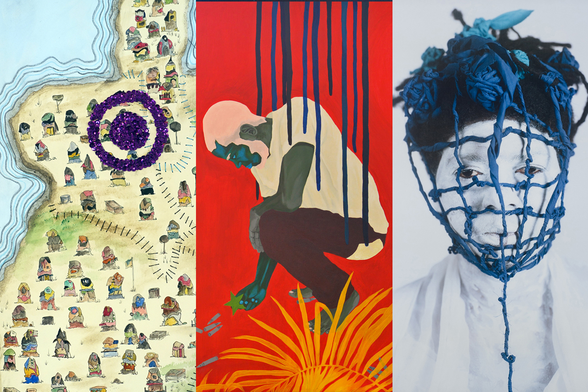 12 Caribbean Artists Who Are Shaping Contemporary Art Artsy