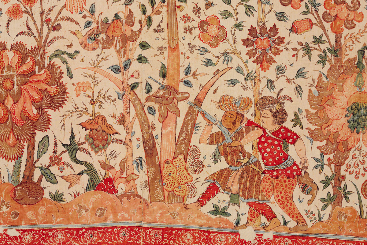 Indian Textiles Reveal Painful Histories Artsy