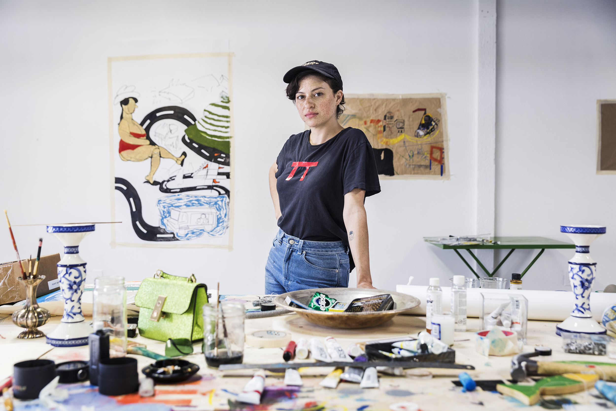 Alia Shawkat Is Also an Artist ...
