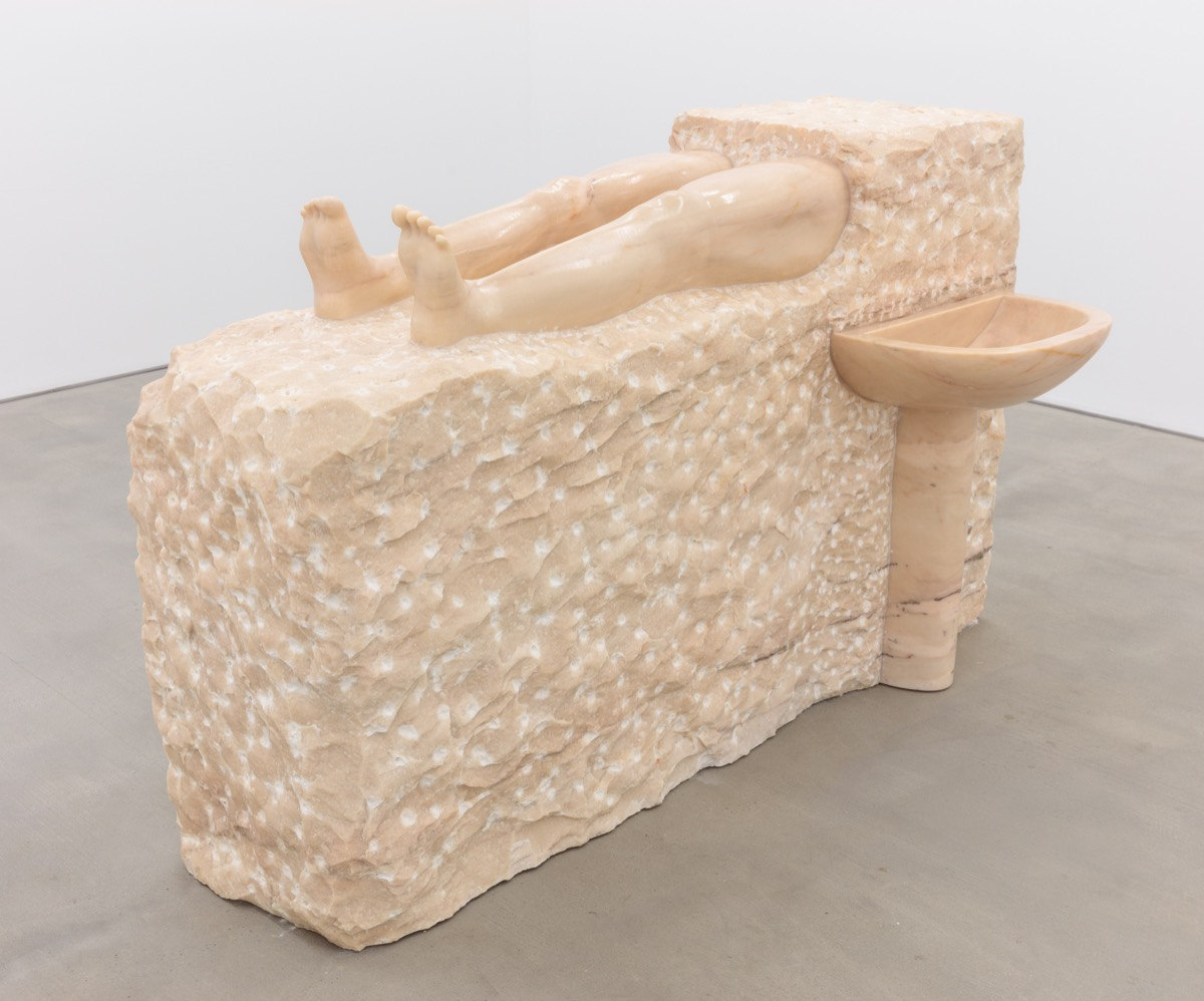 7c791c2f 6 Artists Using Marble to Smash Sculpture Conventions - Artsy