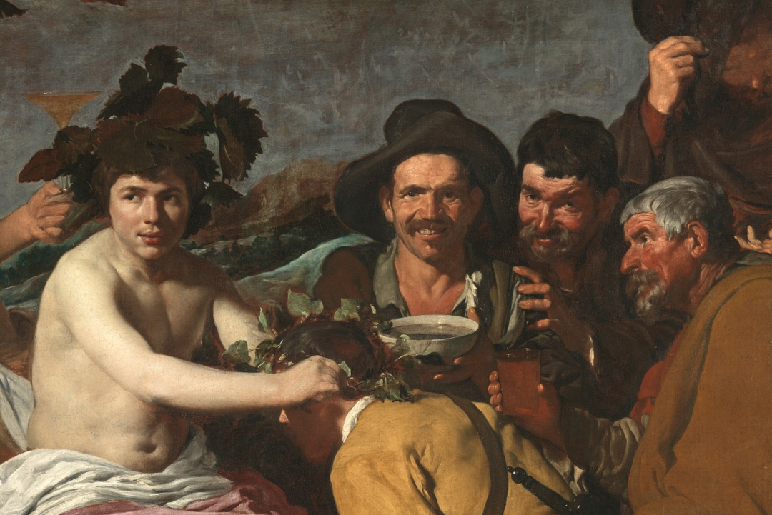 "I'm Obsessed with Diego Velázquez's ""The Triumph of Bacchus"""