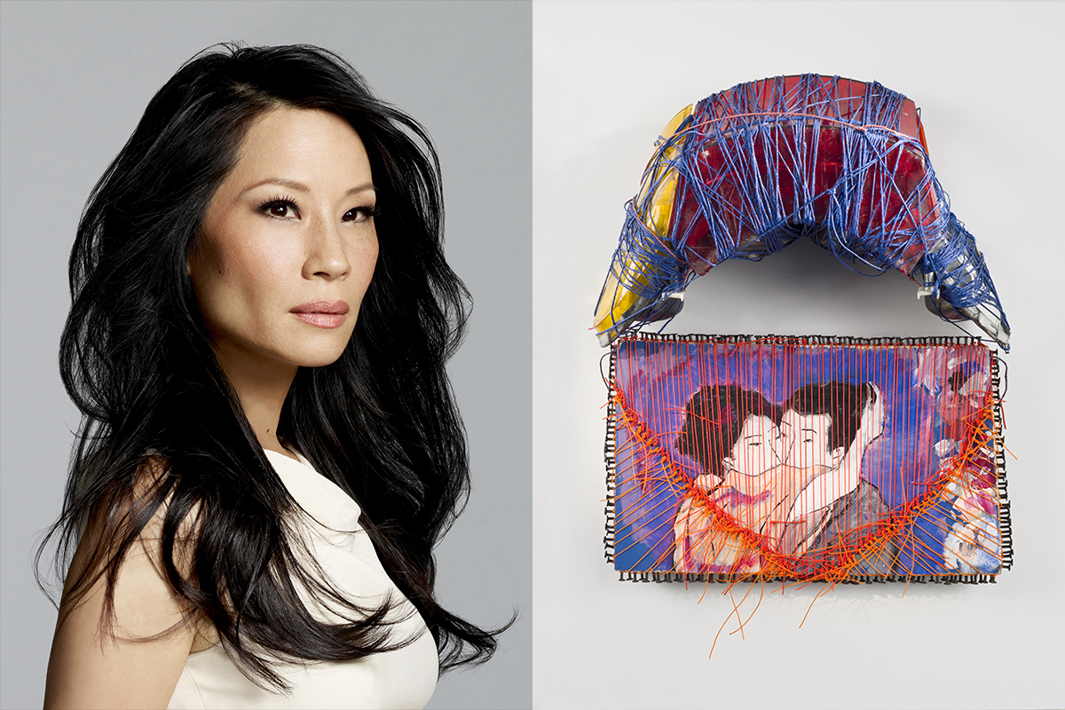 Lucy Liu's Longtime but Little-Known Art Practice Is Deeply Moving