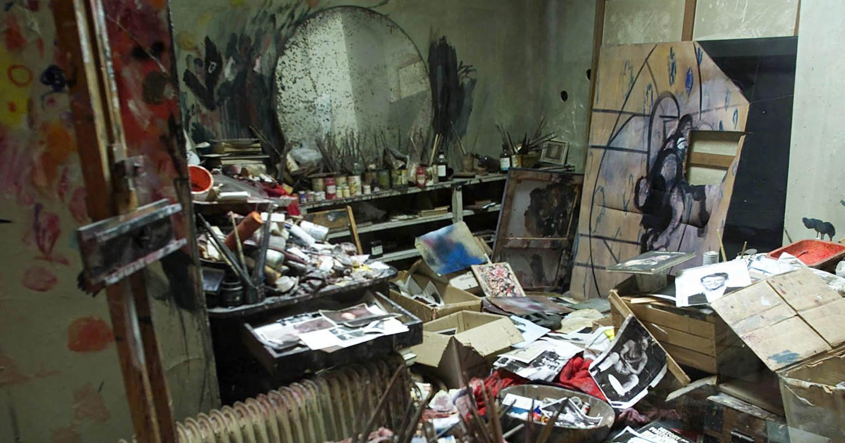 Austin Kleon On Why Having A Messy Studio Can Help You As An Artist Artsy