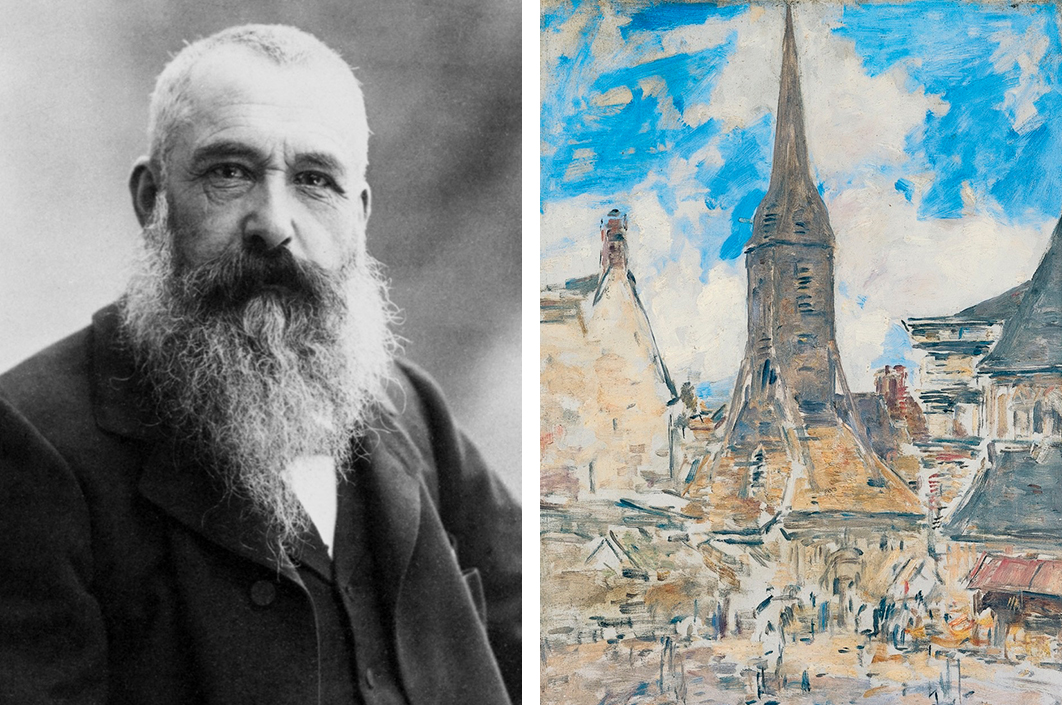 Inside Monets Secret Collection Of Impressionist Masterpieces Artsy