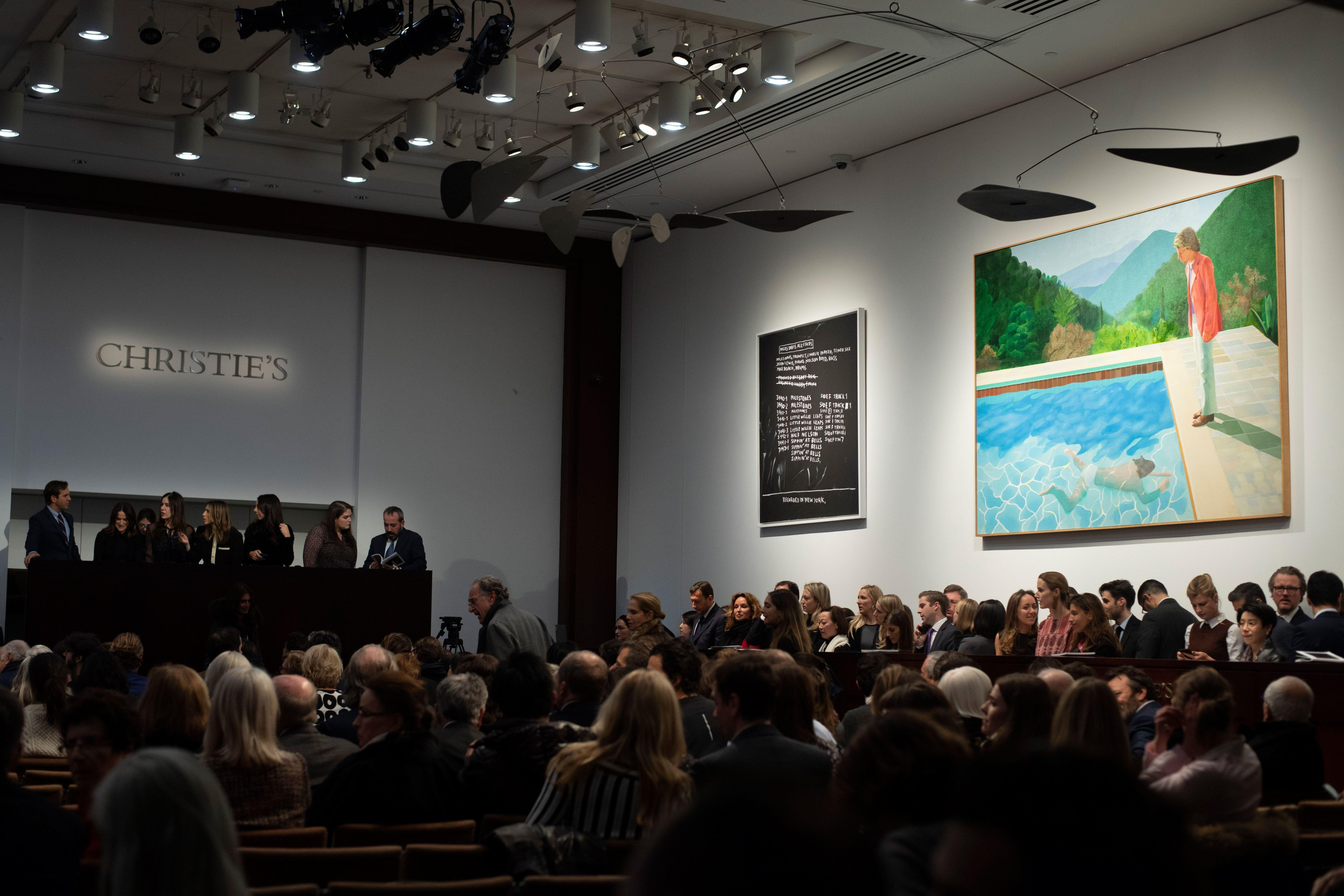 The Risks of Using Auction Prices as Artworks' Fair Market Value