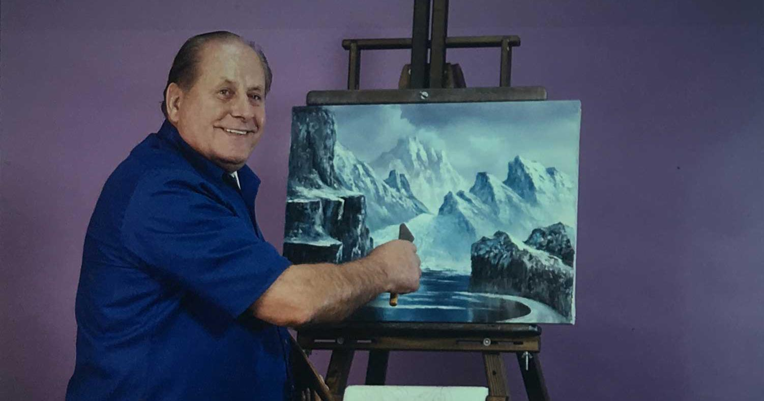 """Angry Painter Watch Online bob ross owes his """"happy little trees"""" to bill alexander - artsy"""