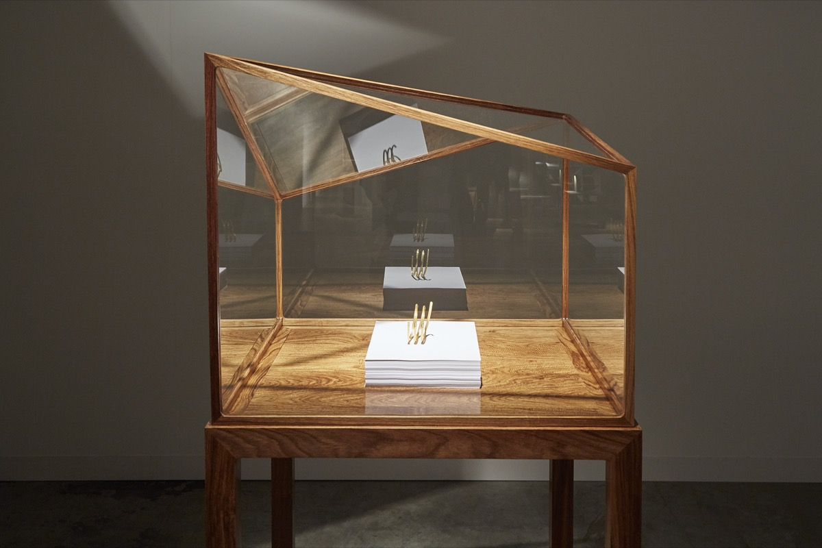 Line Between Art And Design : At design miami basel the line between art and is