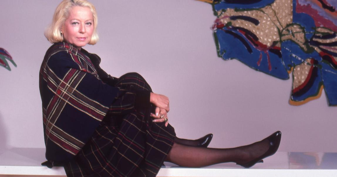 The Glamorous Collector-Turned-Dealer Who Shaped Post-War Art