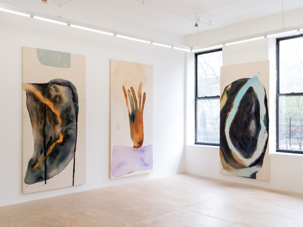 21 new york gallery shows where you ll find exciting young for Art galleries that buy art