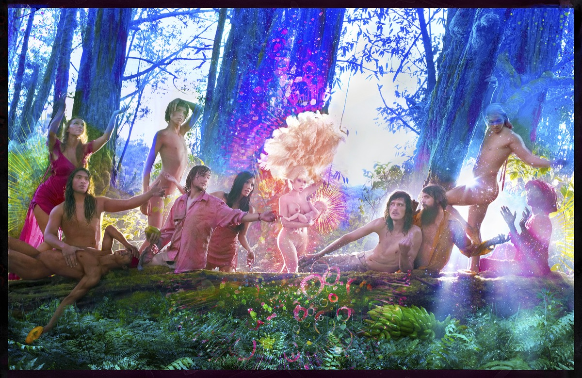 7 David Lachapelle Photographs That Reframe Religious Imager