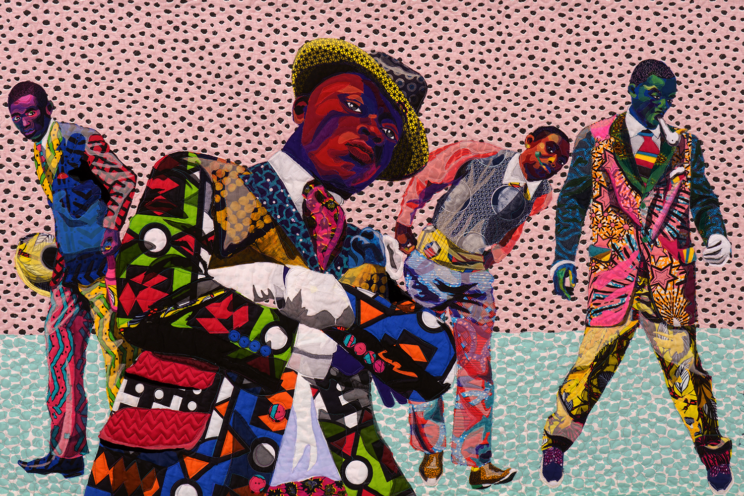 How Quiltmaking's Deep Traditions Are Influencing Contemporary Art
