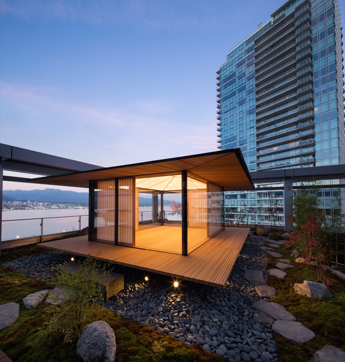 6 Modern Teahouses That Are Architectural