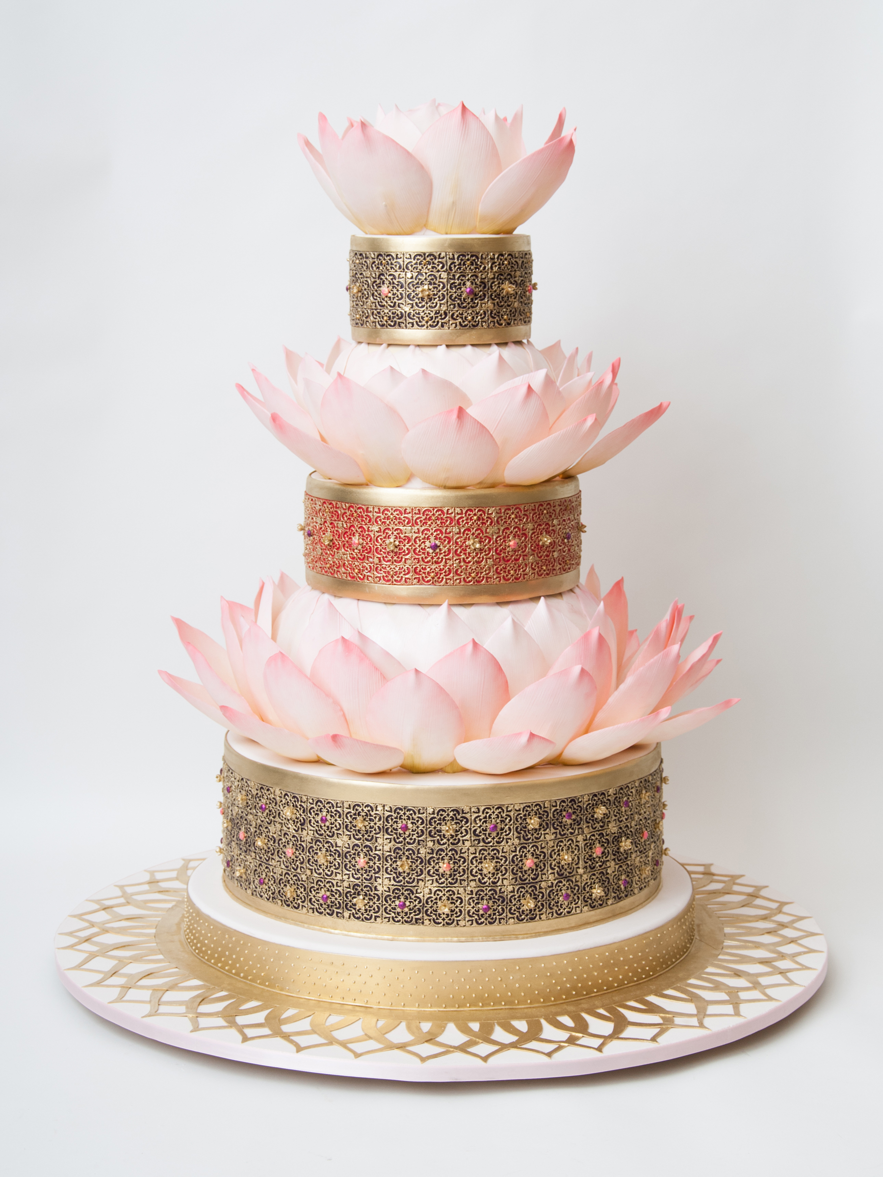 The Bakers Elevating Cakes To An Art Form