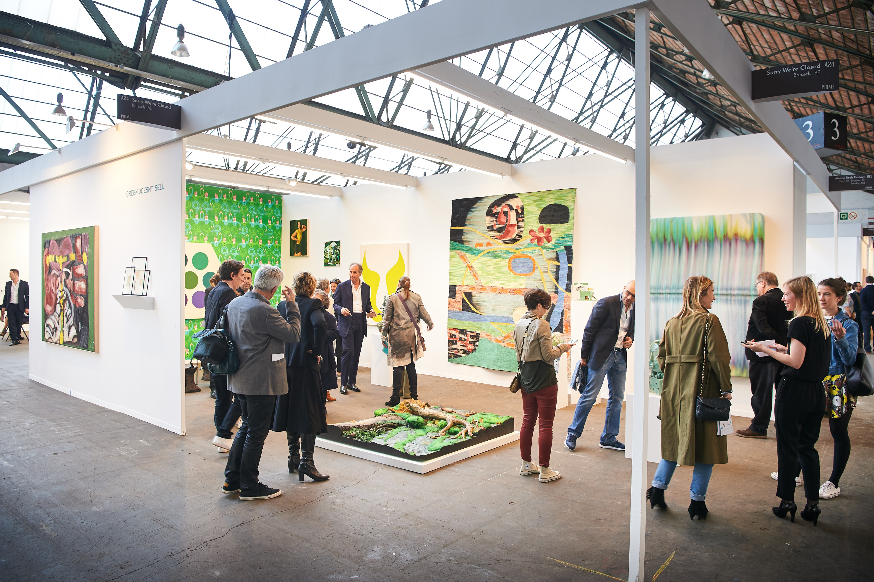 What Sold at Art Brussels - Artsy