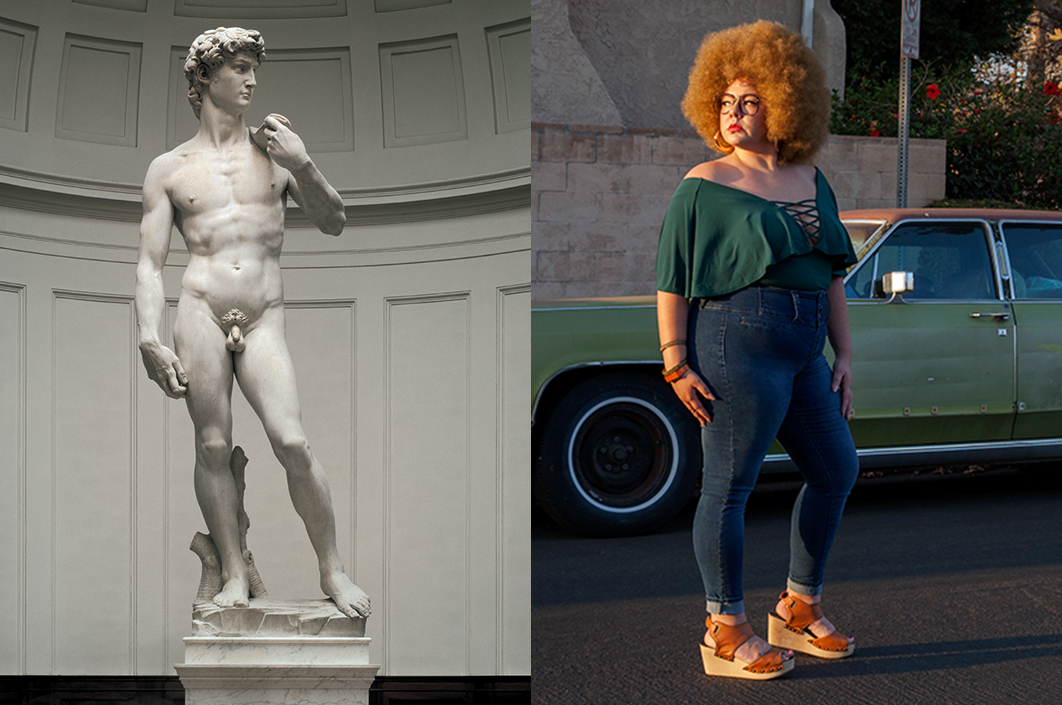 6 Art-Historical Poses You Should Know - Artsy