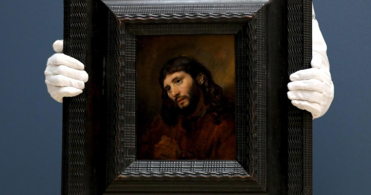 Louvre Abu Dhabi Acquires $12 Million Rembrandt Painting