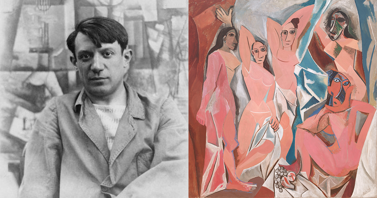 Les Demoiselles D Avignon Is Picasso At His Most Revolutionary And Most Reprehensible Artsy