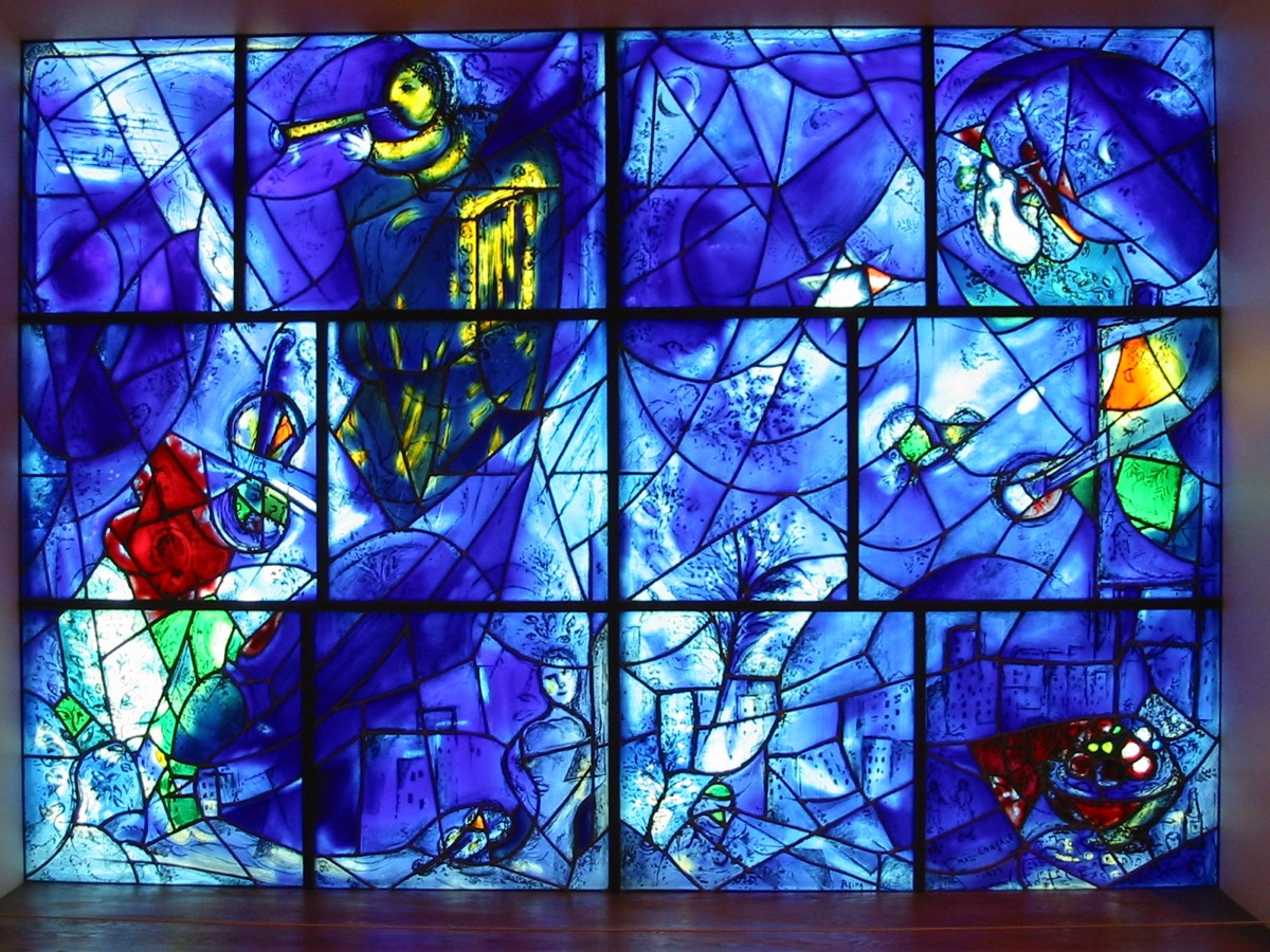 Image of: From Henri Matisse To Judy Chicago 9 Artists Who Designed Dazzling Stained Glass Windows Artsy