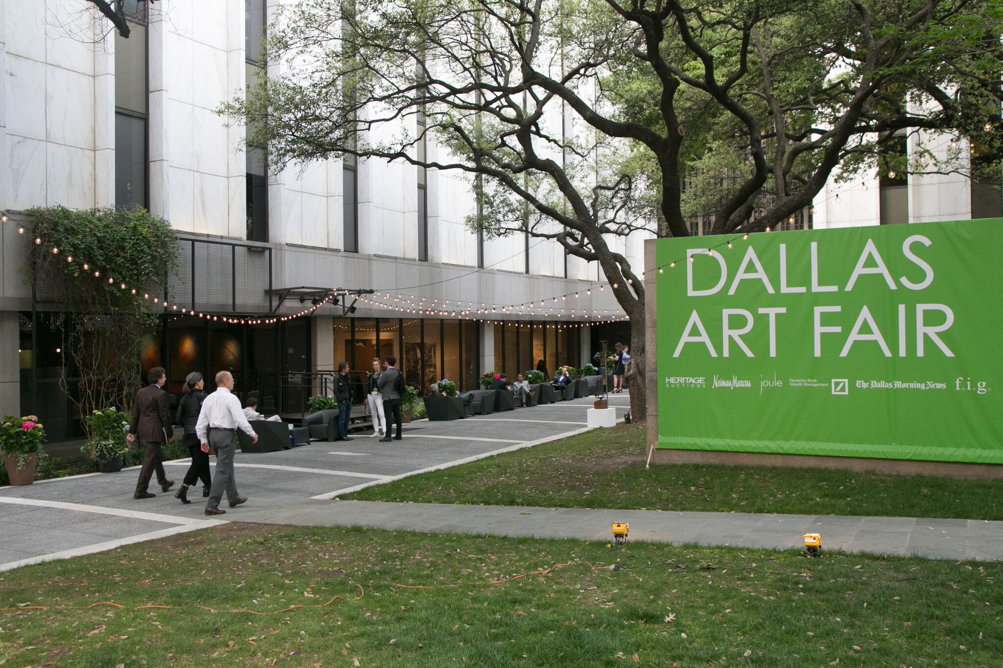 About dallas art fair 2017 for Ross craft show 2017
