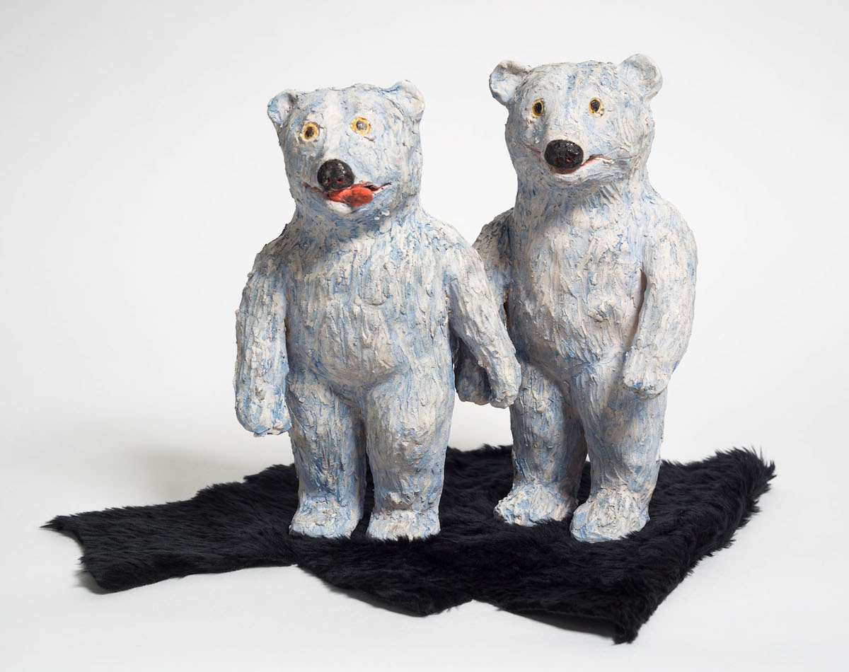 One Of A Kind Artist Teddy Bear To Win A High Admiration