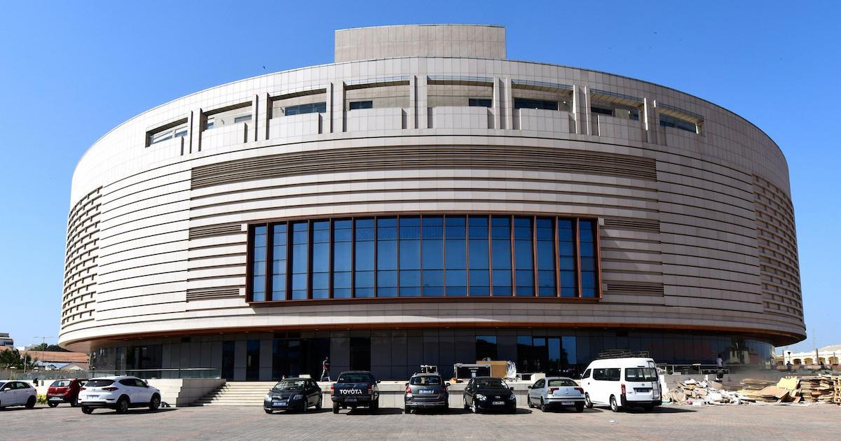 Amazon Contact Us >> Museum of Black Civilizations Opens in Dakar, Senegal