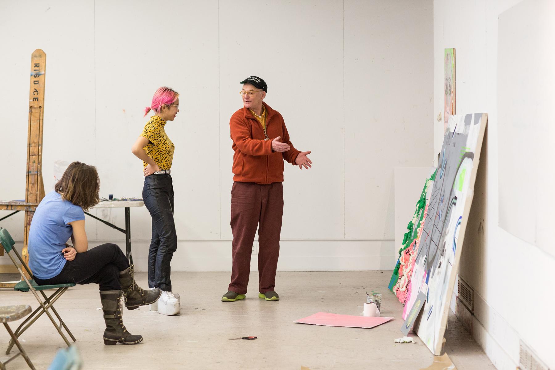 How To Apply To Mfa Programs At Art Schools Artsy