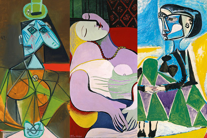 Which of Picasso's Muses Is the Art Market's Darling?