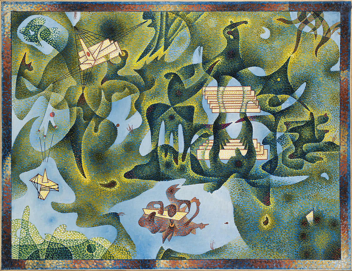 The Surrealists in Mexico - Artsy