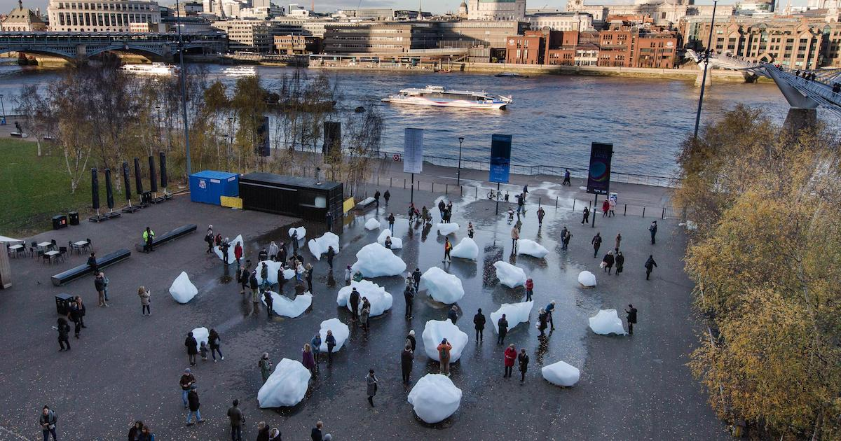 "The Tate museums declared a ""climate emergency"" and pledged to reduce their carbon footprints."