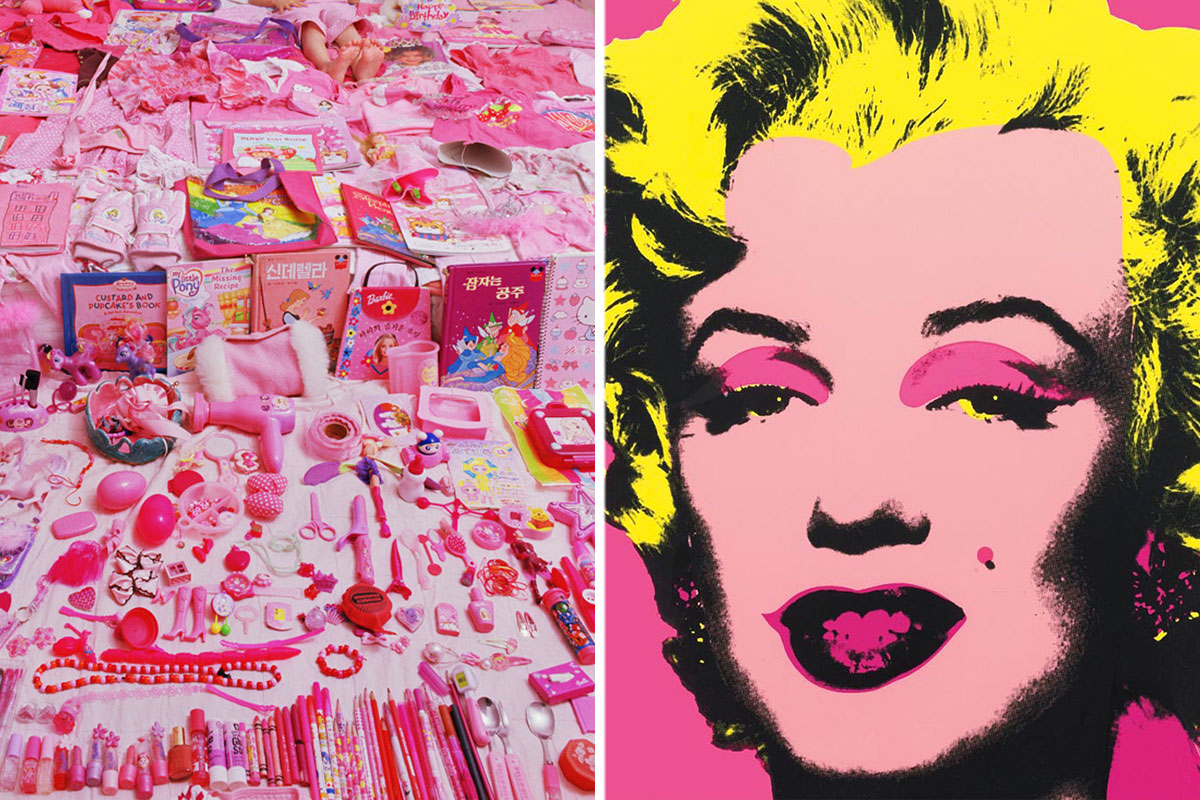 A Brief History of the Color Pink - Artsy