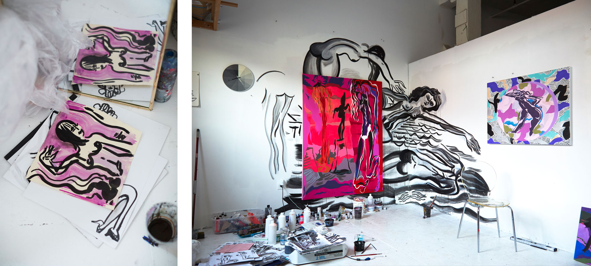 the top emerging artists of 2015 artsy