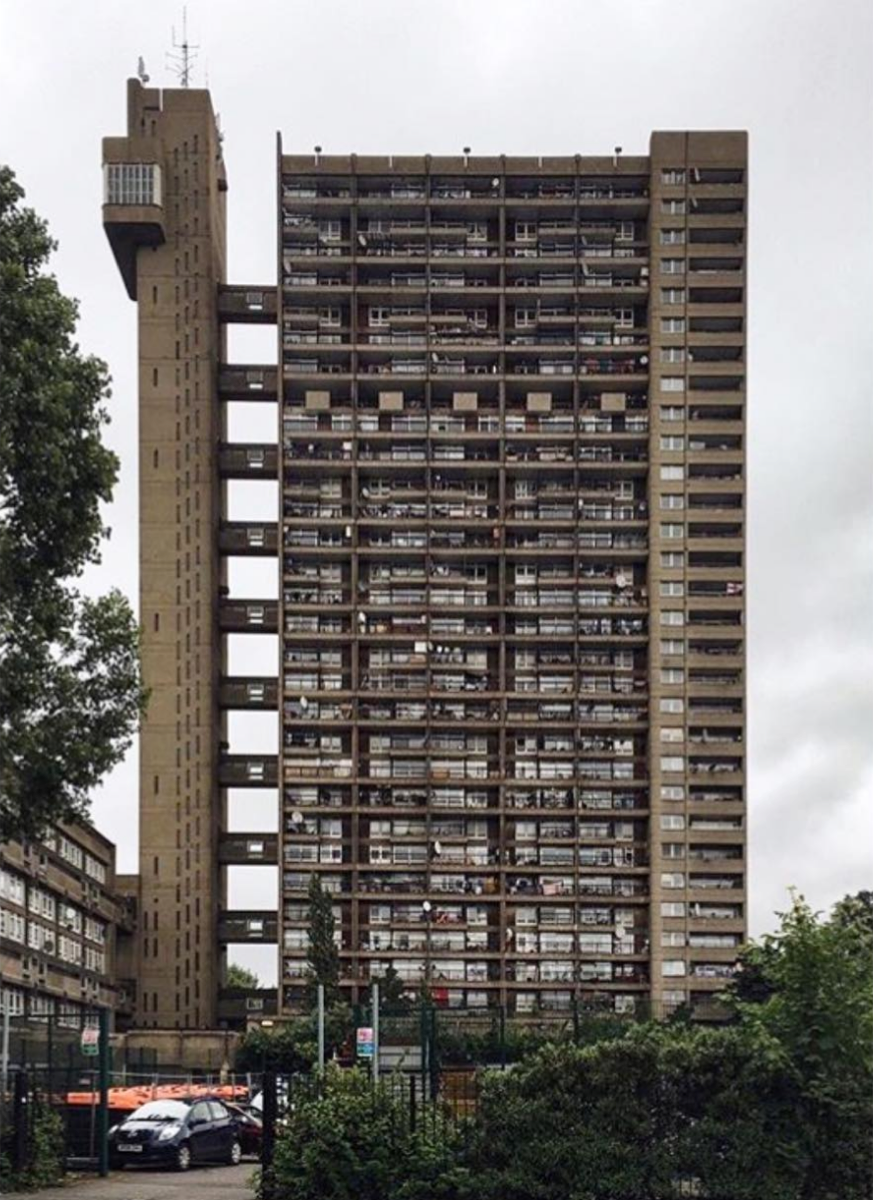 10 Icons of Brutalist Architecture - Artsy