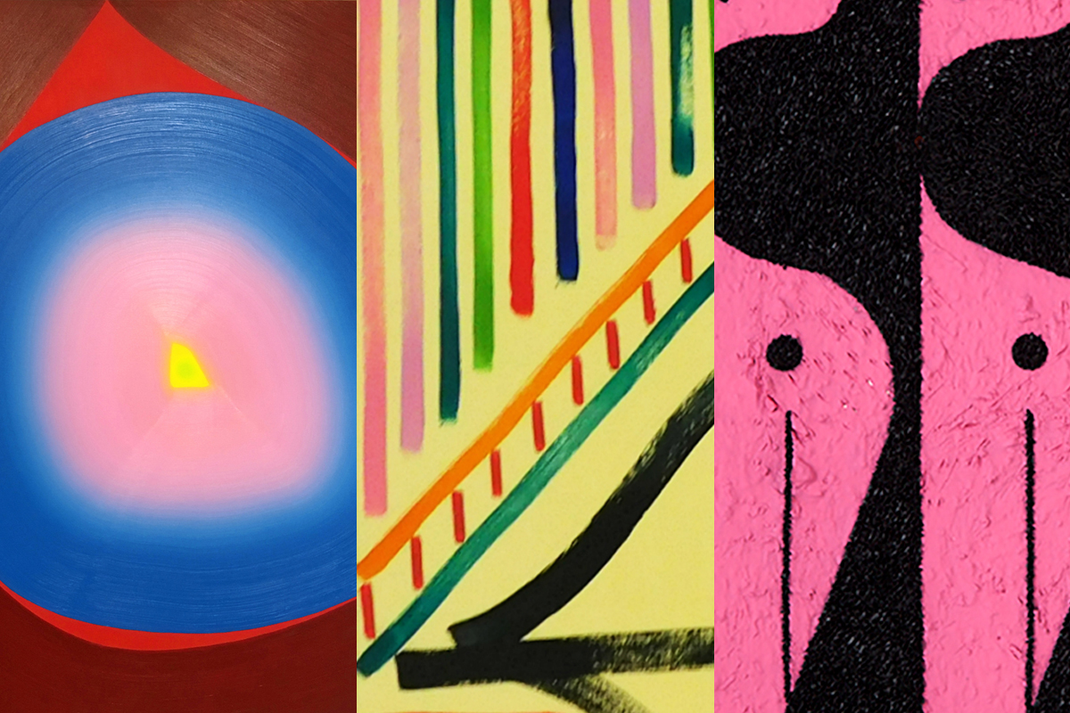 11 Emerging Artists Redefining Abstract Painting Artsy,Storage Entryway Bench