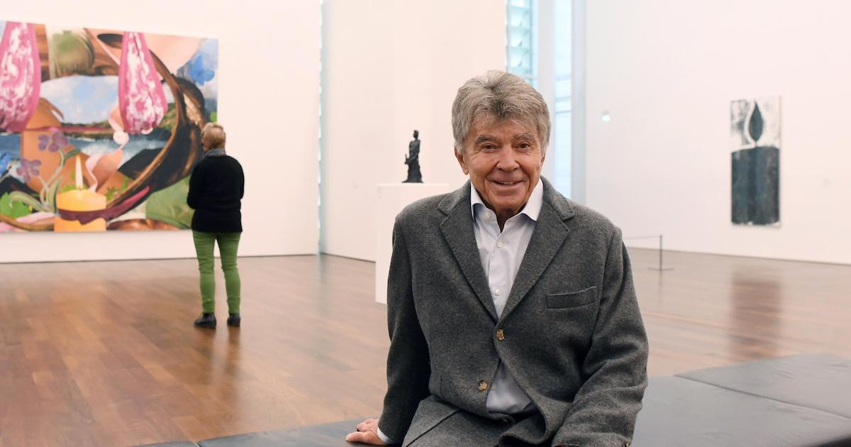 Frieder Burda, the collector who filled his private museum with Pollocks and Richters, died at age 83.