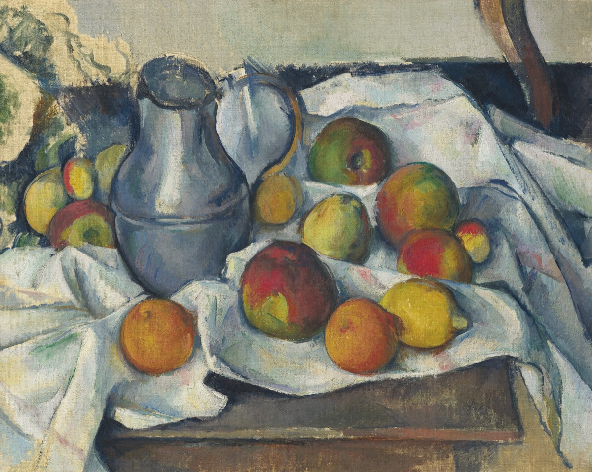 59 Million Cezanne Leads Resurgent Impressionist And Modern Art