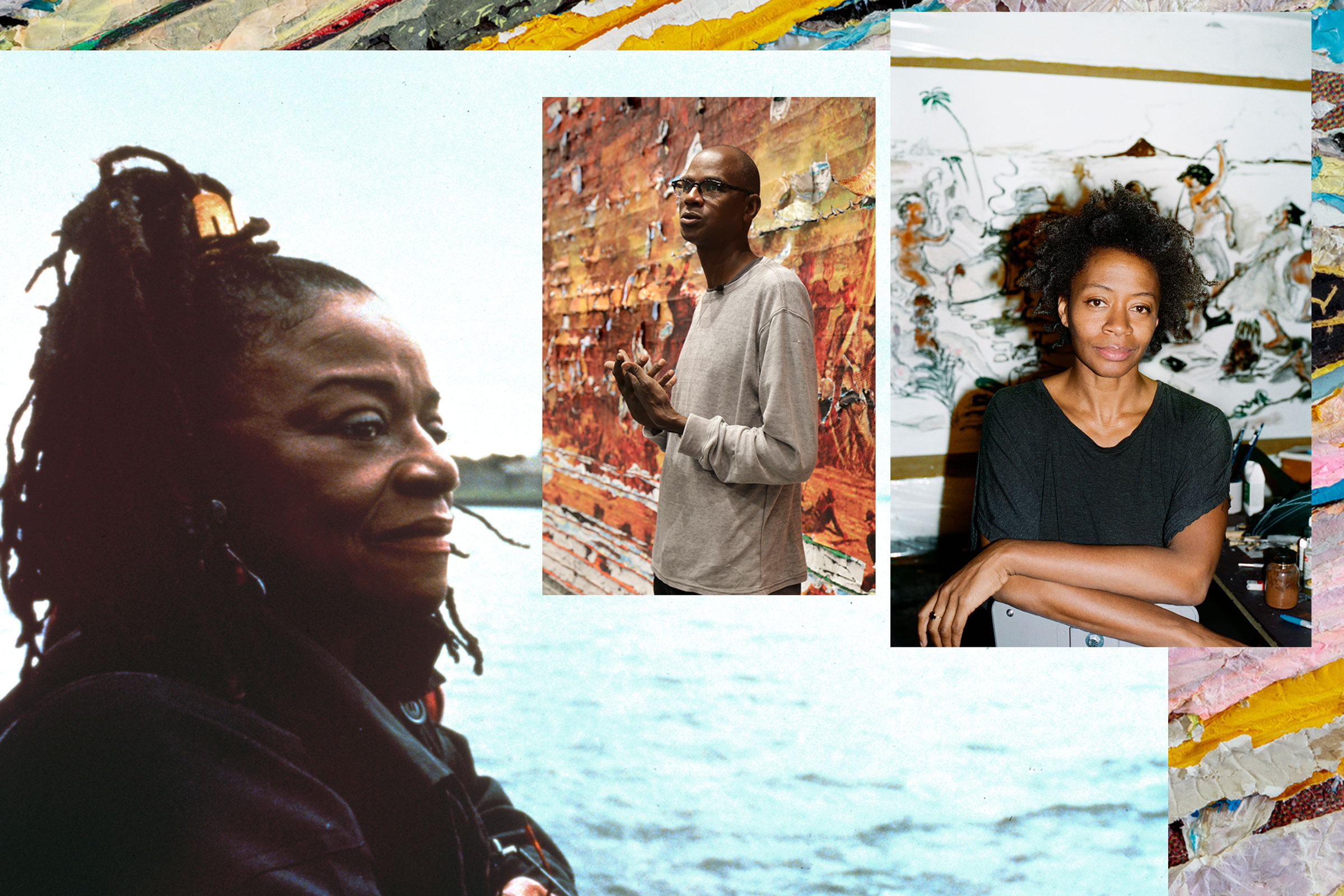 The Most Influential Living African-American Artists - Artsy