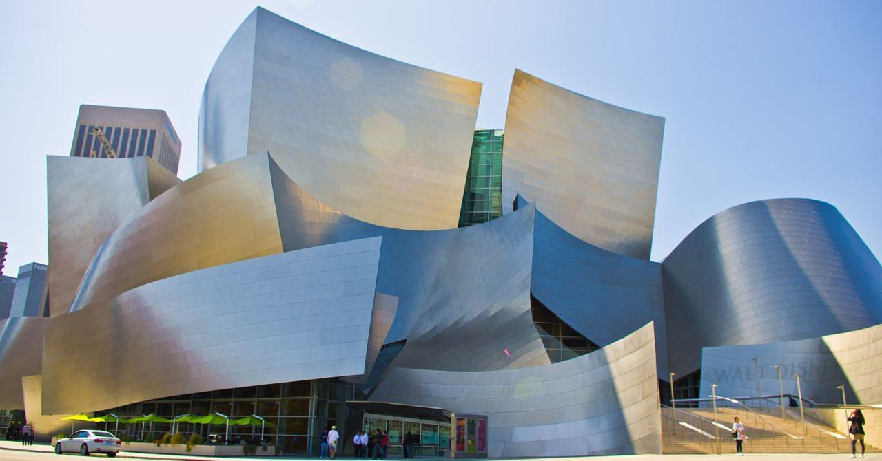 7 Buildings That Defined Frank Gehry's Legacy - Artsy