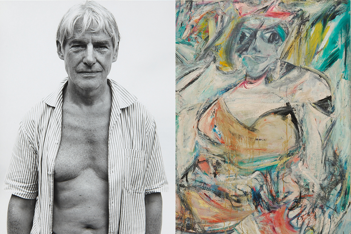 Willem de Kooning on How to Be an Artist