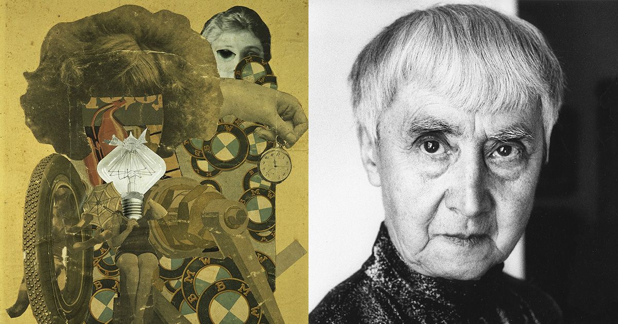 The Radical Legacy of Hannah Höch, One of the Only Female Dadaists