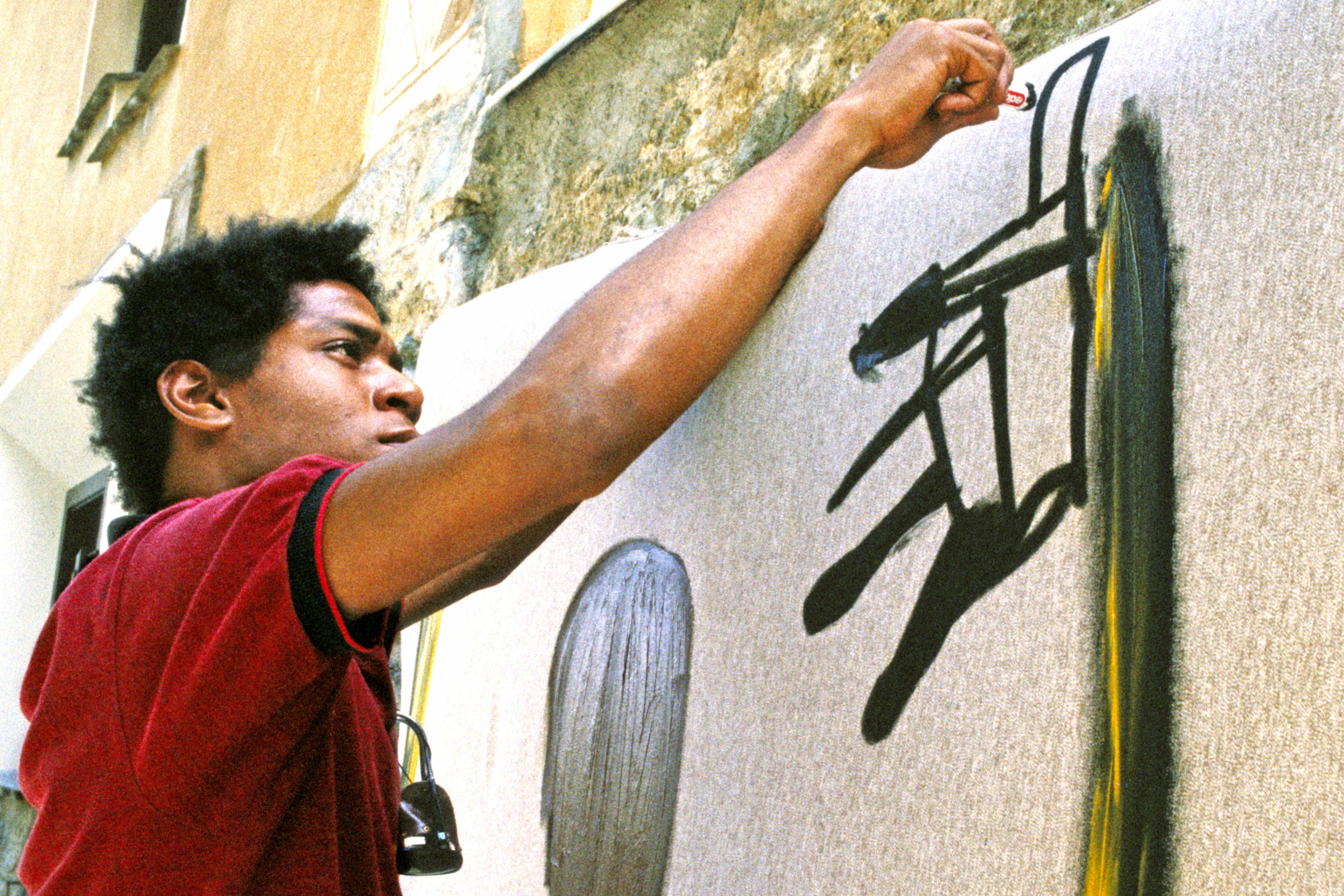 Jean-Michel Basquiat on How to Be an Artist - Artsy