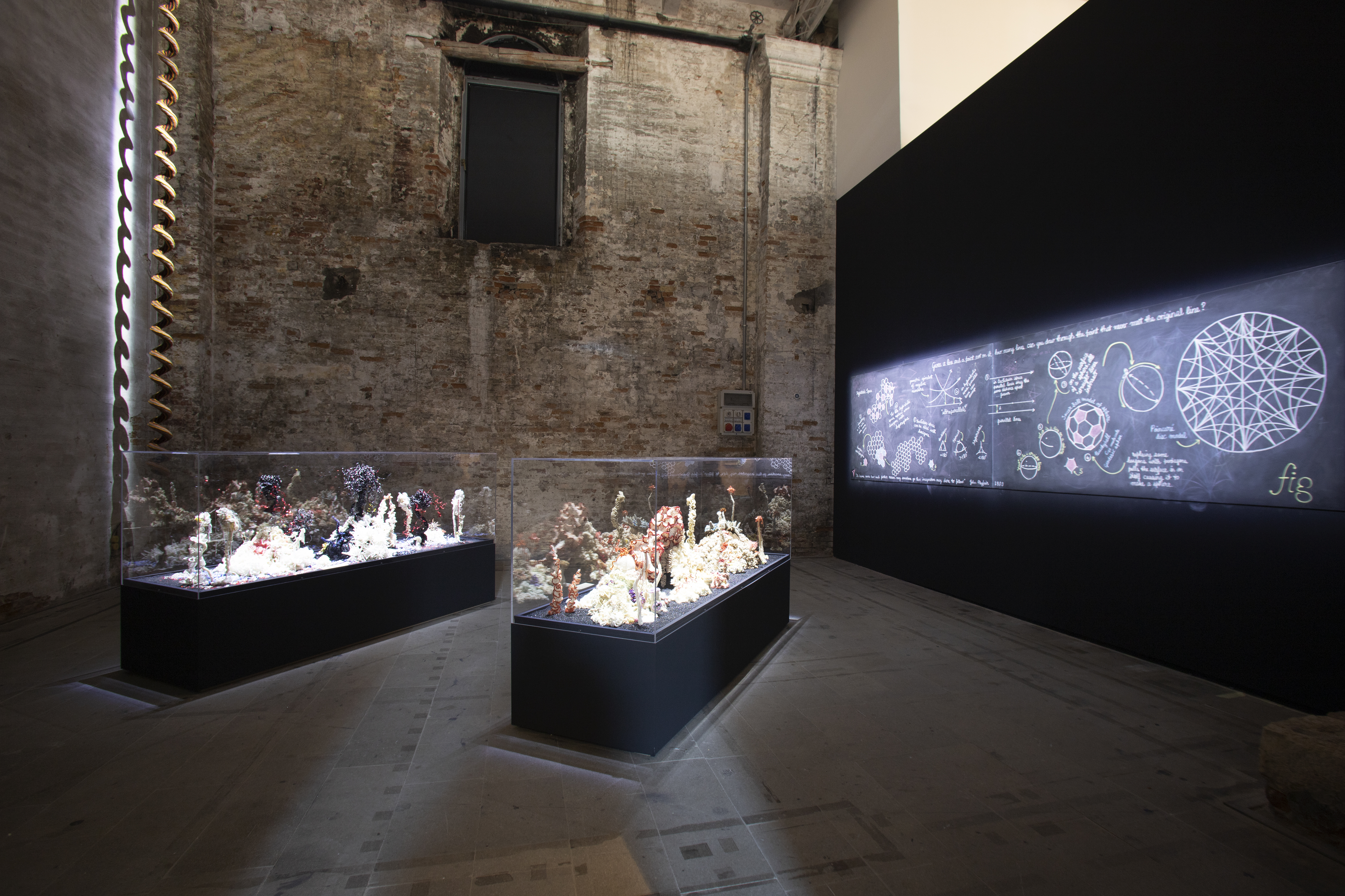 At the Venice Biennale, Artists Create Their Own Truths in