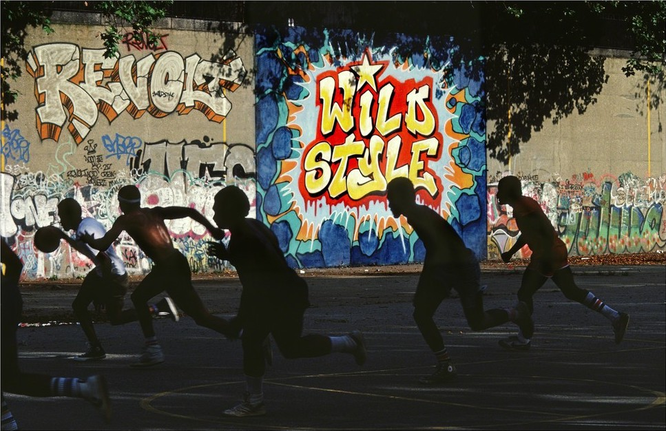 graffiti art punk and the rise of hip hop in 1980s new