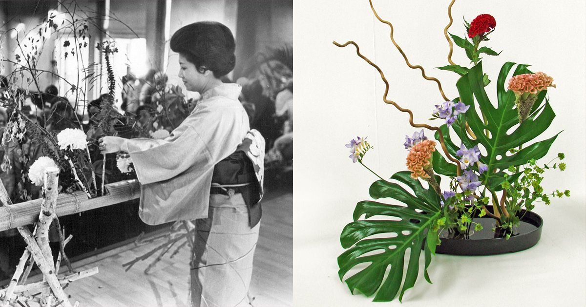 What Is Ikebana The Japanese Art That S Making A Comeback Artsy