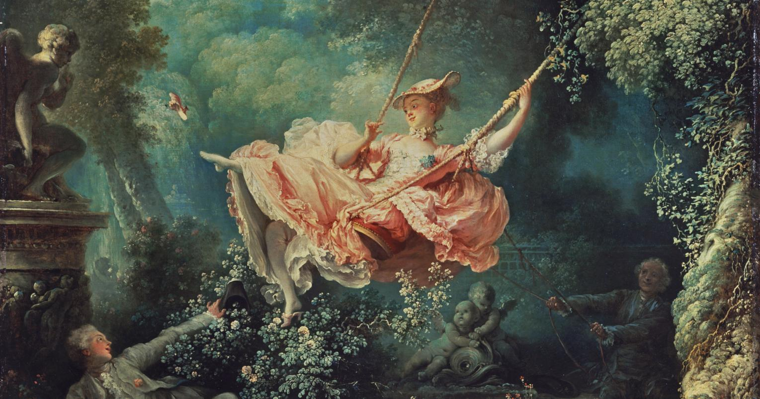 """Why Fragonard's """"The Swing"""" Is a Masterpiece of Rococo Art - Artsy"""